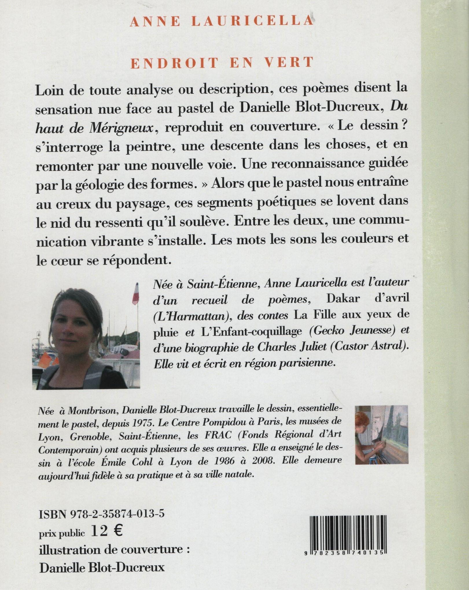 Anne Lauricella Endroit en vert 4e de couv Manoirante 001