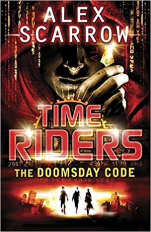Anne Lauricella Alex-Scarrow-time-riders-3- The Doosmday code
