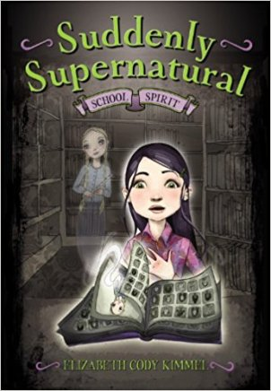 Anne lauricella - Cody Kimmel- Suddenly Supernatural 1