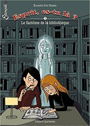 Anne lauricella -Esprit-es-tu-la-tome-1-Bayard-Traduction