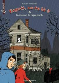 Anne lauricella -Esprit-es-tu-la-tome-2-Bayard-Traduction