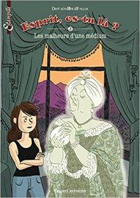 Anne lauricella -Esprit-es-tu-la-tome-3-Bayard-Traduction