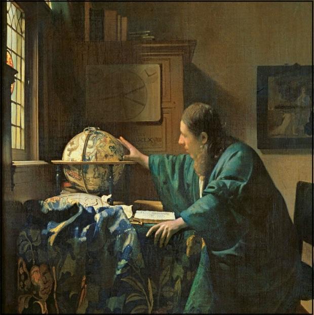 Ô Vermeer17 contour