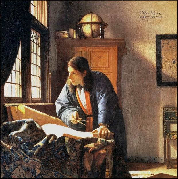 Ô Vermeer4 contour