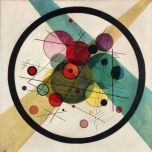 Anne Lauricella - circles in a circle Kandinsky