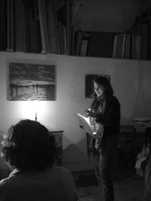 Anne Lauricella - Poésik au Lieu Improbable - 3 mars 2018 - 2