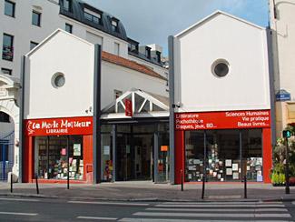 Anne Lauricella Librairie le Merle moqueur paris