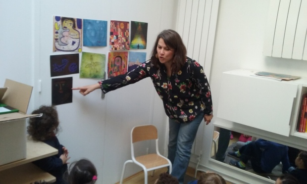 1 Paul Klee Contes Eliart Anne Lauricella montessori Peinture