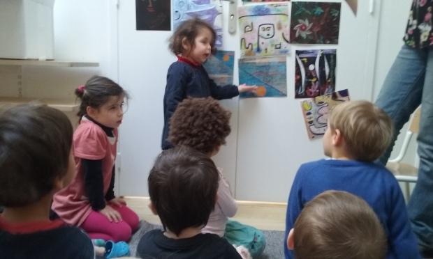 3 Paul Klee Contes Eliart Anne Lauricella montessori Peinture