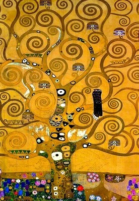 Anne Lauricella - poésie -Arbre de vie Klimt