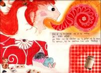 Anne Lauricella - Auteure Illustratrice - Lipo bien-être - Projet d'album