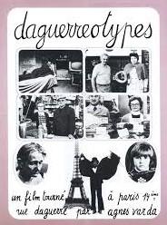 Agnès Varda - Daguerréotypes - Affiche - Anne Lauricella - Ma famille de poètes