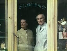 Agnès Varda - Daguerréotypes - Chardon bleu - Anne Lauricella - Ma famille de poètes