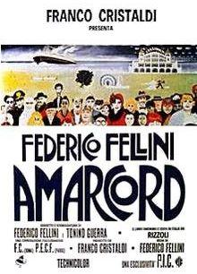 Anne Lauricella - Mes affinités poétiques - Amarcord - Fellini
