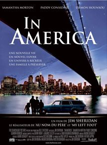 Anne Lauricella - Mes affinités poétiques -In America - Jim Sheridan