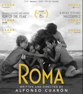 Anne Lauricella - Mes affinités poétiques - Roma de Alfonso Cuaron