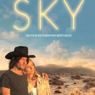 Anne Lauricella - Mes affinités poétiques - Sky de Fabienne Berthaud